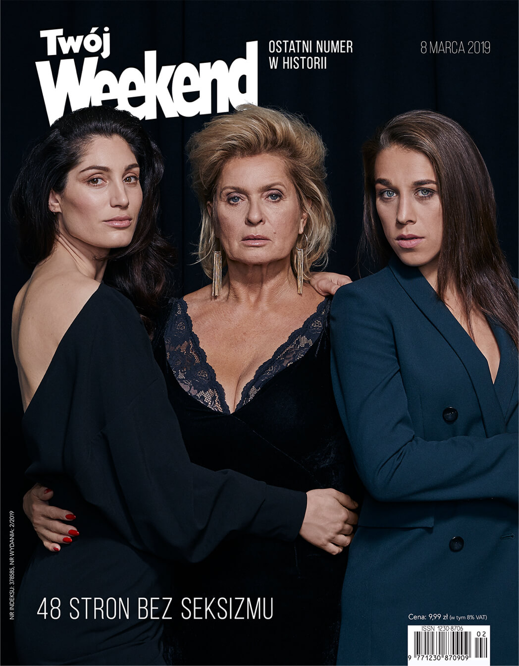 The Women's Issue, cover